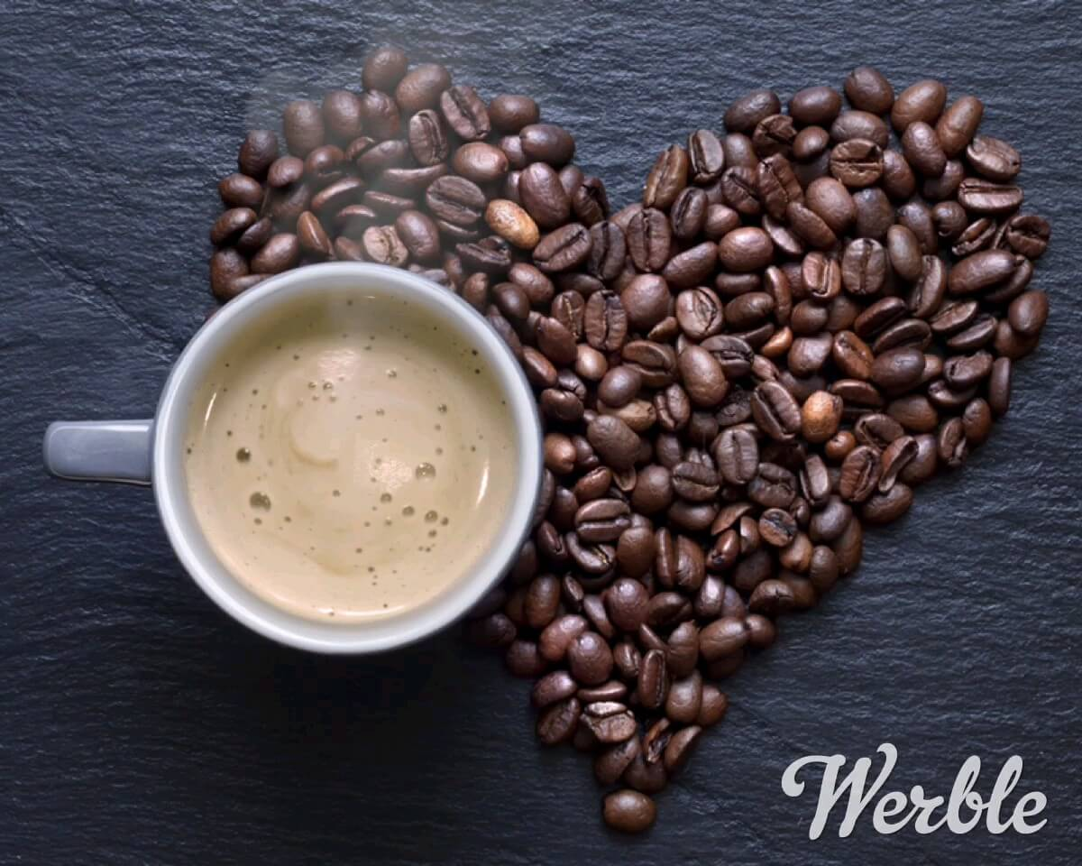 Love cofee | گیف عاشقانه واتساپ