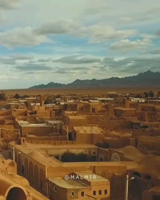 ویدیو کلیپ کوتاه گردشگری ایرانگردی | علقا یزد