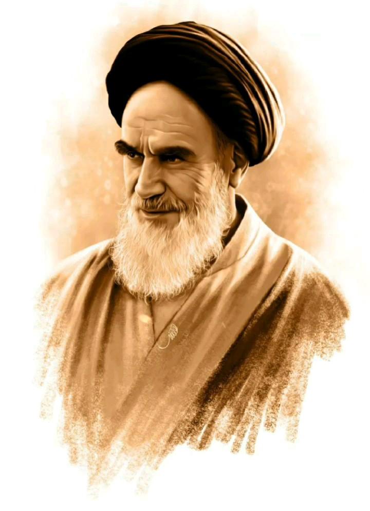 استیکر امام خمینی (ره)