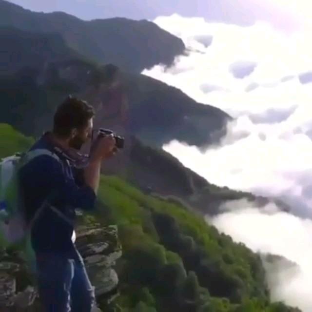 فیلم آبشار لاتون آستارا در گیلان