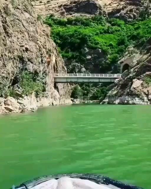 طبیعت زیبای کردستان منطقه هورامان کرمانشاه