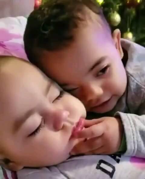 عشق خالص برادرانه !