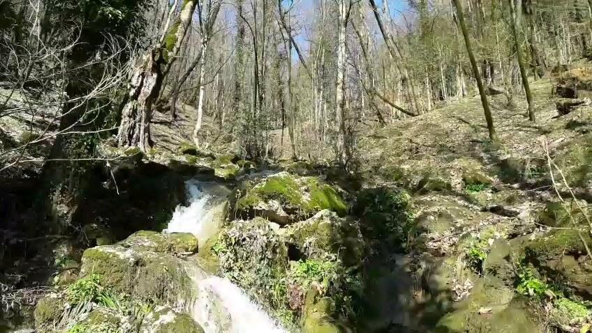 سوادکوه طبیعت زیبا و آبشارهای زیبا