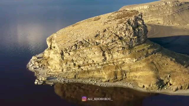 فیلم گردشگری کاظم داشی دریاچه ارومیه
