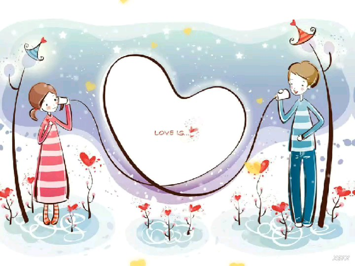 دانلود گیف متحرک عاشقانه | دانلود انیمیشن عشق بازی