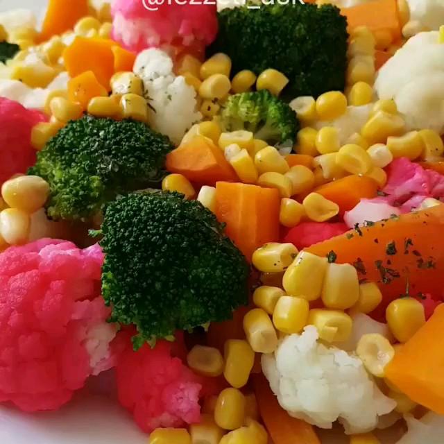 طرز تهیه سالاد سبز | آموزش آشپزی