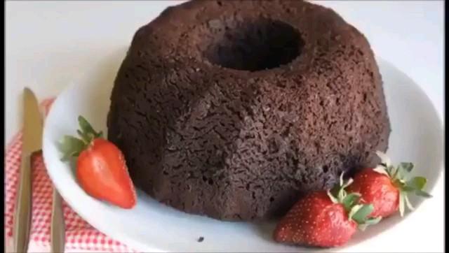فیلم طرز تهیه کیک قابلمه ای بدون فر