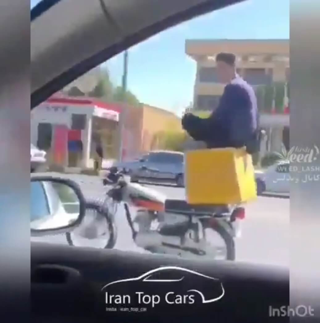 پیک موتوری اصلش اینه ، بقیه سوسول بازیه :))