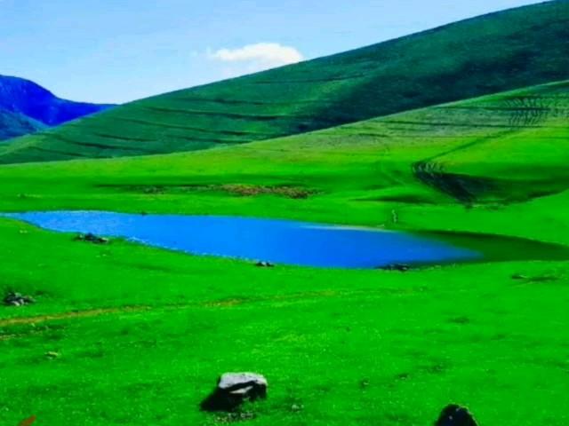 کلیپ دیدنی از برکه قالغانلو ، روستای خان کندی ، شهرستان گرمی اردبیل