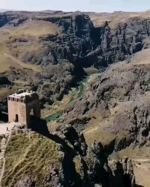 ویدیویی کوتاه از آثار تاریخی استان آذربایجان شرقی
