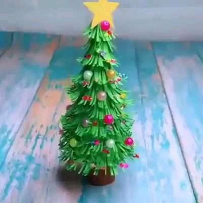 فیلم آموزش کاردستی های کریسمس