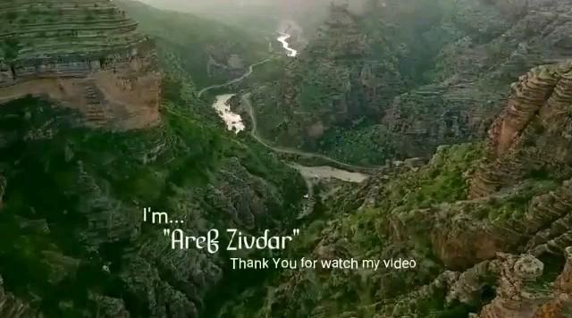 فیلم آبشاروارک، ابشارنای انگیز، سرتنگ، دره شیرز، تالاب ازگن استان لرستان
