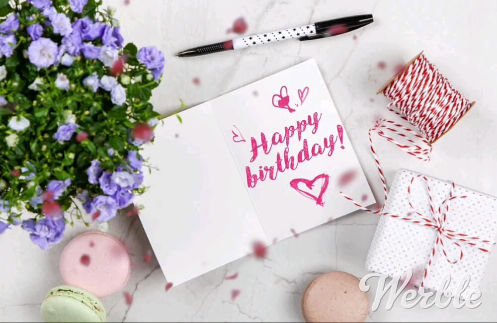 تولدت مبارک عاشقانه | love happy birthday