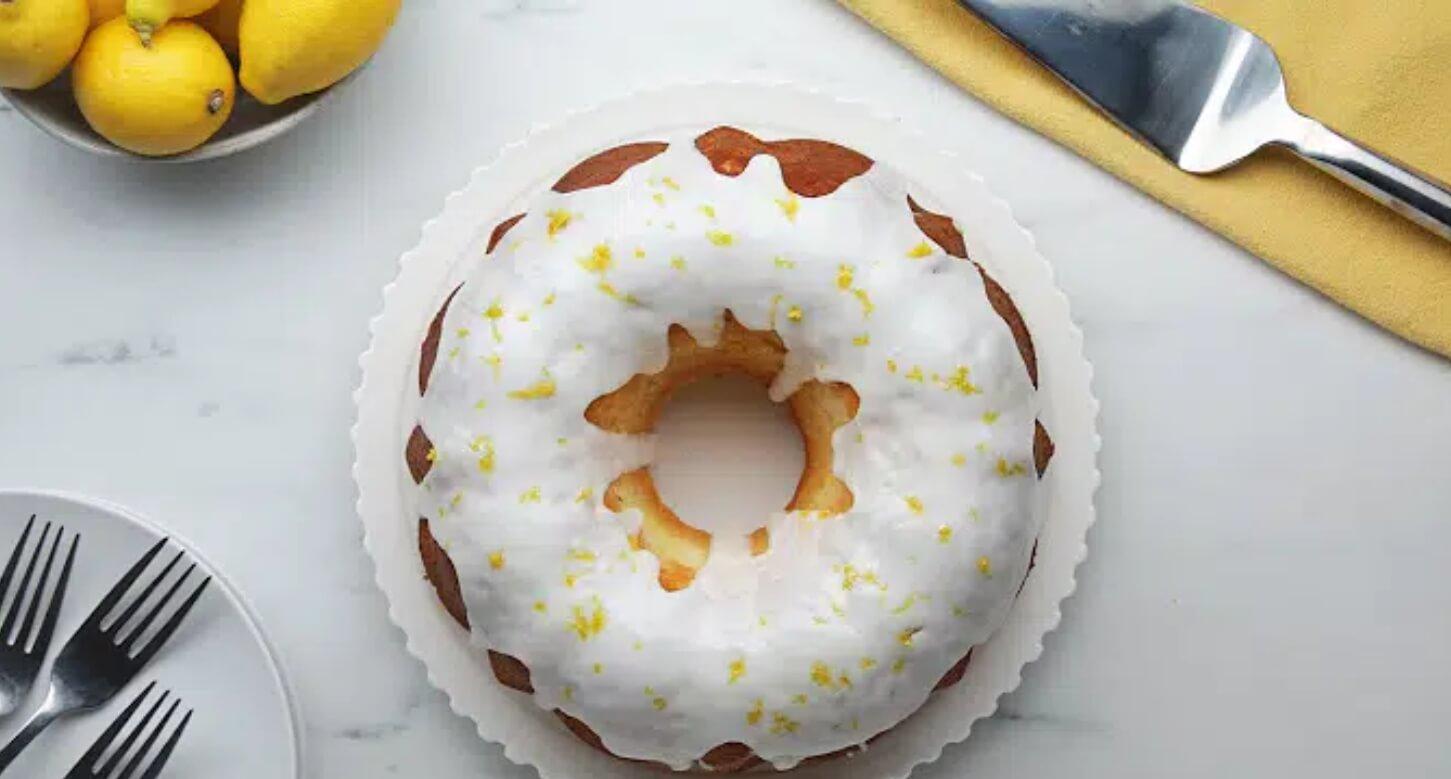 فیلم طرز تهیه کیک لیمویی