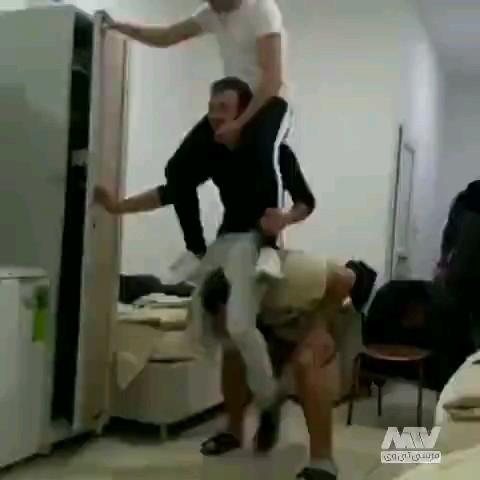 فیلم  خنده دار خوابگاه دانشجویی پسرها :))