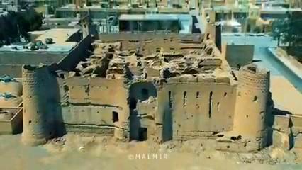 قلعه فهرج یزد | ویدیو ایرانگردی