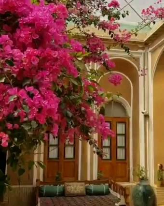 خانه سنتی کاشانه یزد | ویدیو ایرانگردی