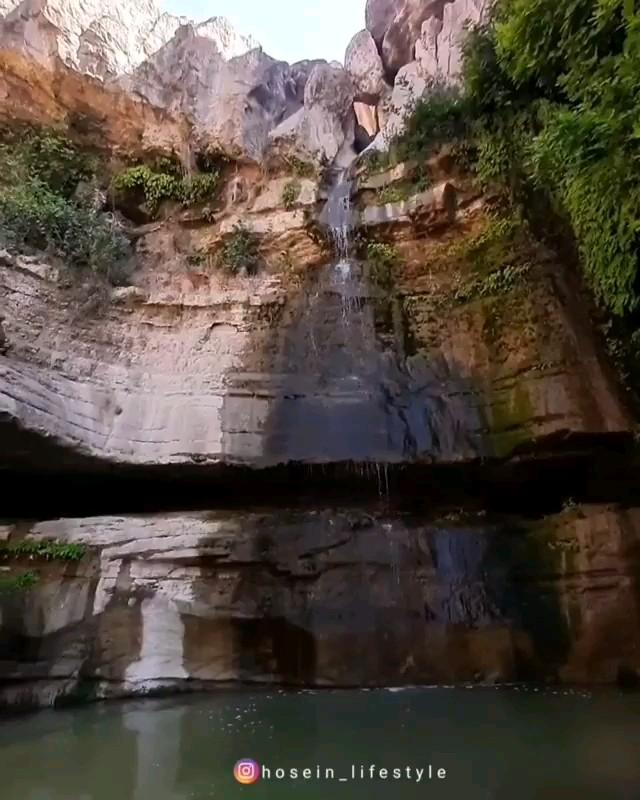 فیلم آبشار ماربره دره شهر