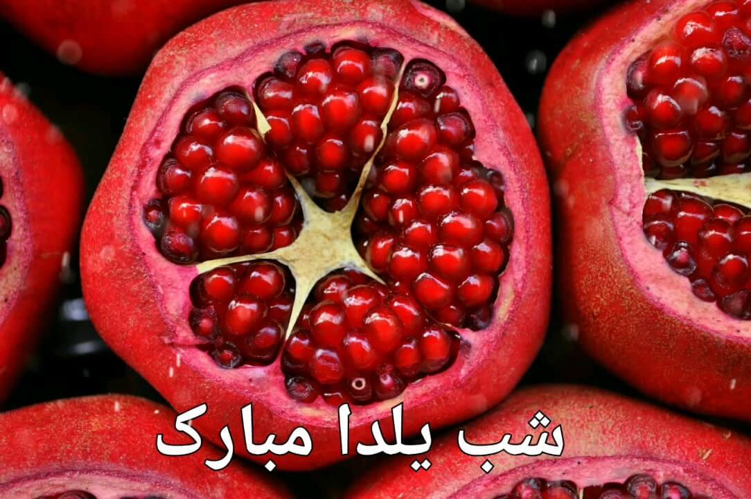 عکس متحرک شب یلدا مبارک