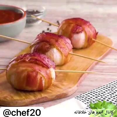 طرز تهیه توپک مرغ و گوشت