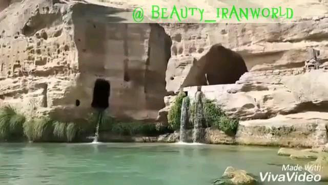 فیلمی کوتاه از سازه های آبی شوشتر در خوزستان