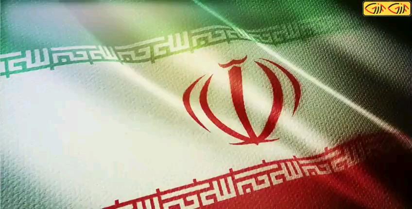 عکس پرچم ایران متحرک