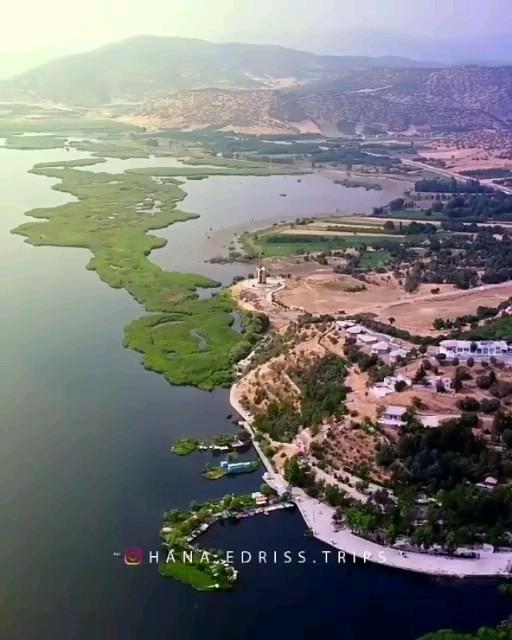 ویدیو گردشگری دریاچه زریوار مریوان کردستان