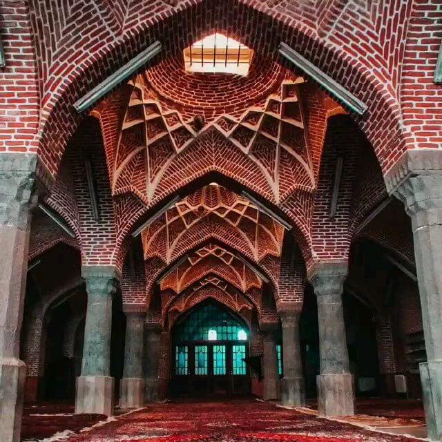تصاویری زیبا از بازار بزرگ تاریخی تبریز