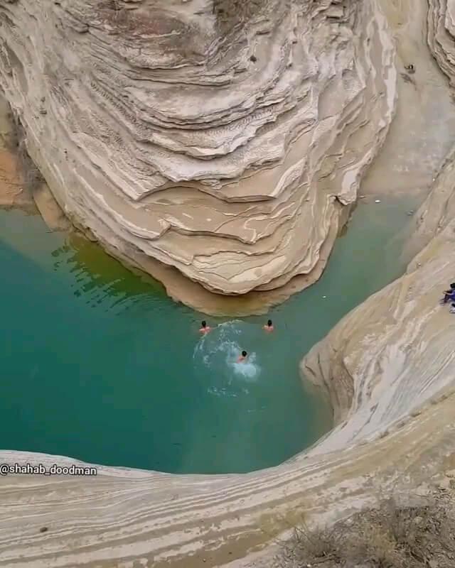 فیلم طبیعت زیبای اوسیاه پارسیان هرمزگان