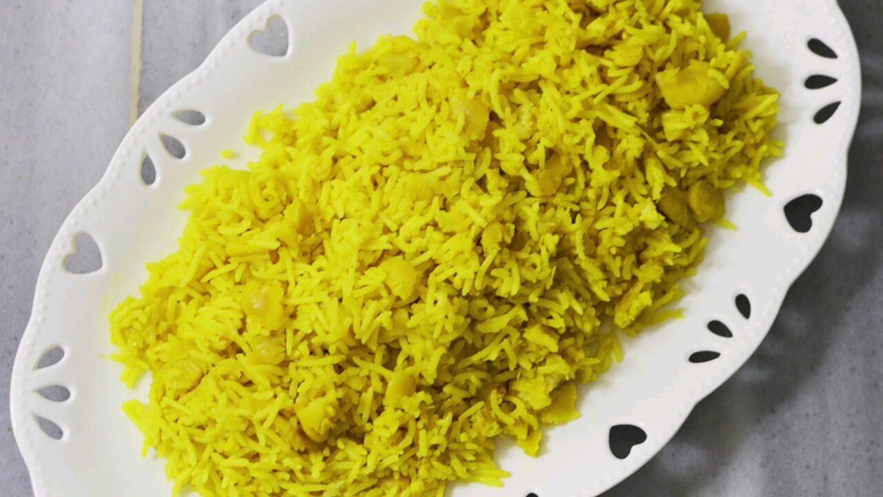 ویدیو طرز تهیه دمپختک باقالی بدون شفته شدن برنج