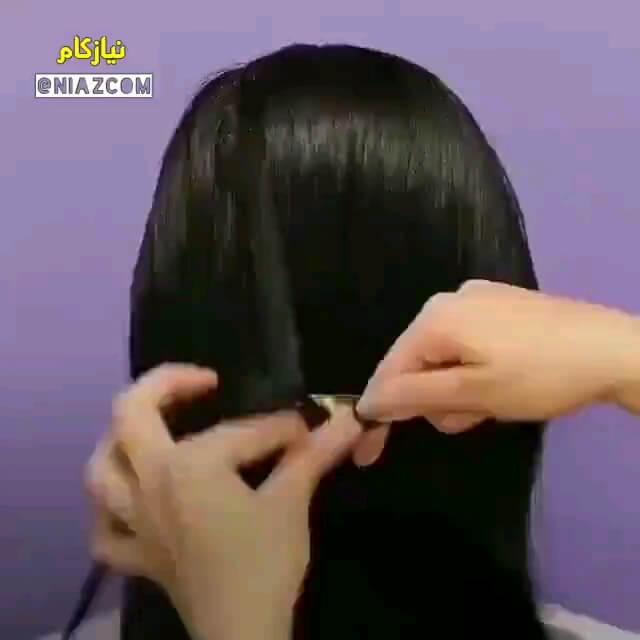 اینم چند تا ترفند عالی برای فر کردن مو در انواع مختلف و با وسایل دم دستی