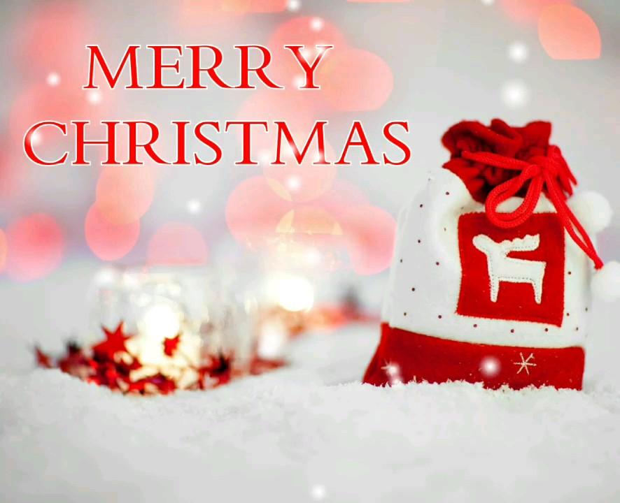 گیف تبریک کریسمس