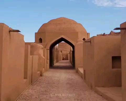 ارگ بم کرمان | کلیپ گردشگری