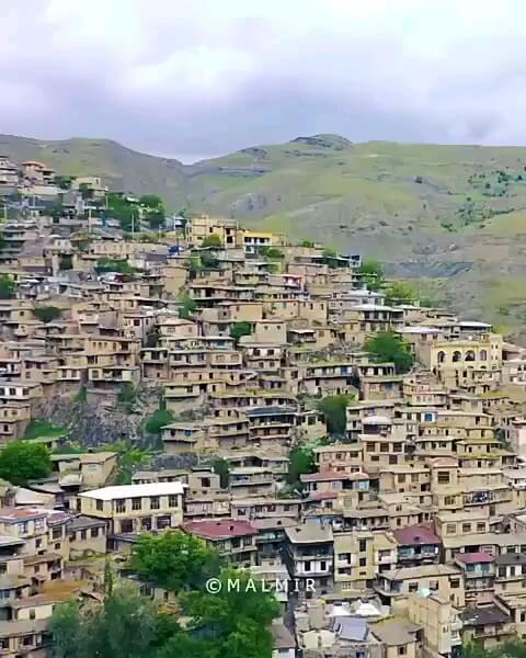 فیلم روستای کَنگ ، ماسوله خراسان رضوی