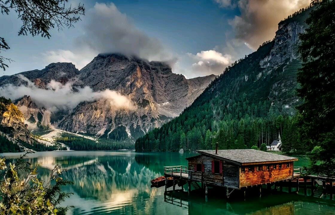 کارت پستال دیجیتال طبیعت | گیف طبیعت زیبا