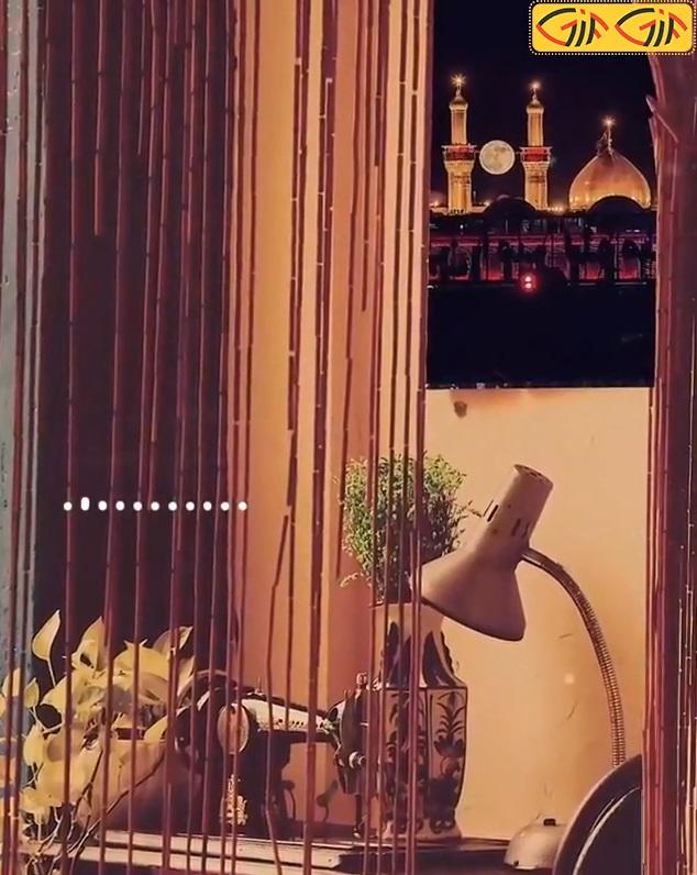 کارت پستال موزیکال دیجیتال امام حسین (ع)
