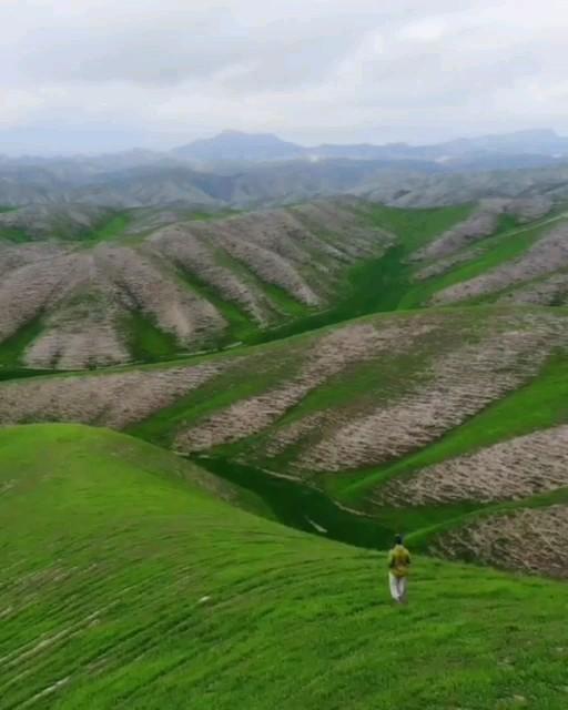 طبیعت دلفریب و بهاری استان گلستان
