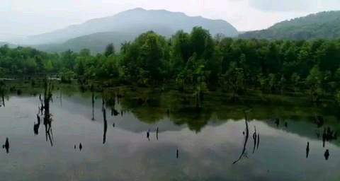 دریاچه زیبای ارواح در نوشهر | ایرانگردی