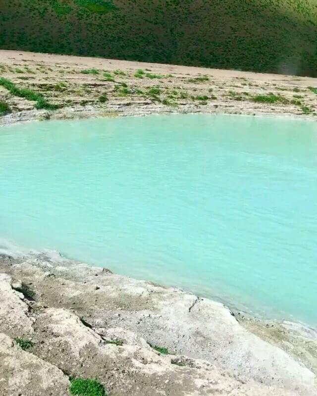 فیلم چشمه دیو آسیاب | پارک ملی لار