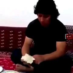 معرفی میکنم سلطان لقمه ی ایران :)))