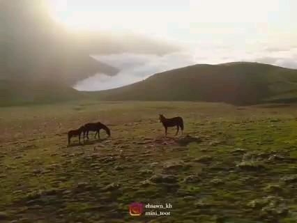 طبیعت گردی جواهردشت گیلان زیبا
