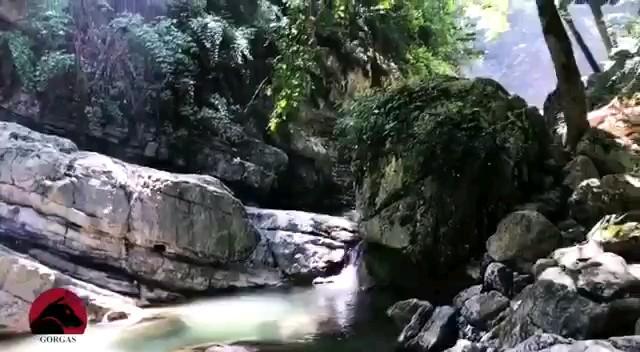 طبيعت زيباي آبشارهاي شير آباد جنگل نيلبرگ غار ديو سپيد