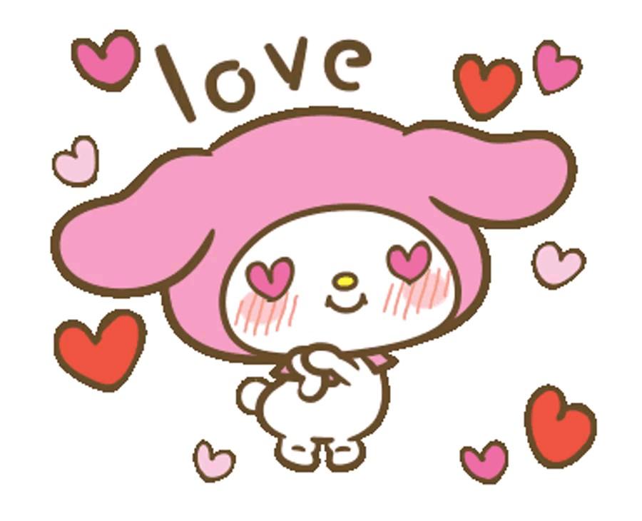 love sticker whatsap