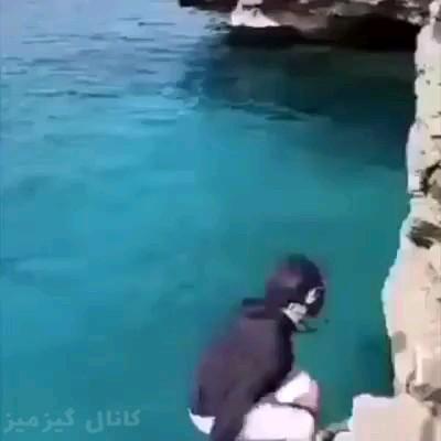 ترسناک ترین ویدیوی جهان !