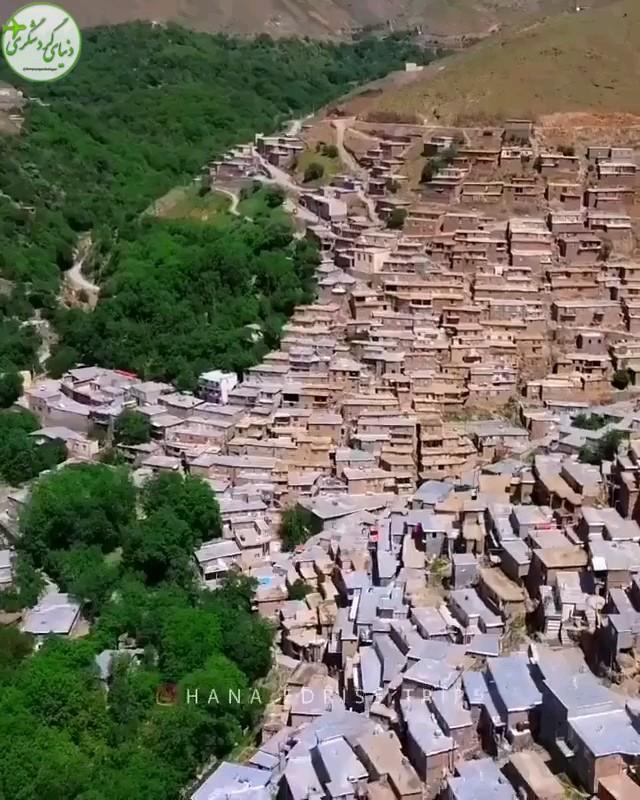 روستاهای پلکانی منطقه ژاوەرۆ سنندج کردستان