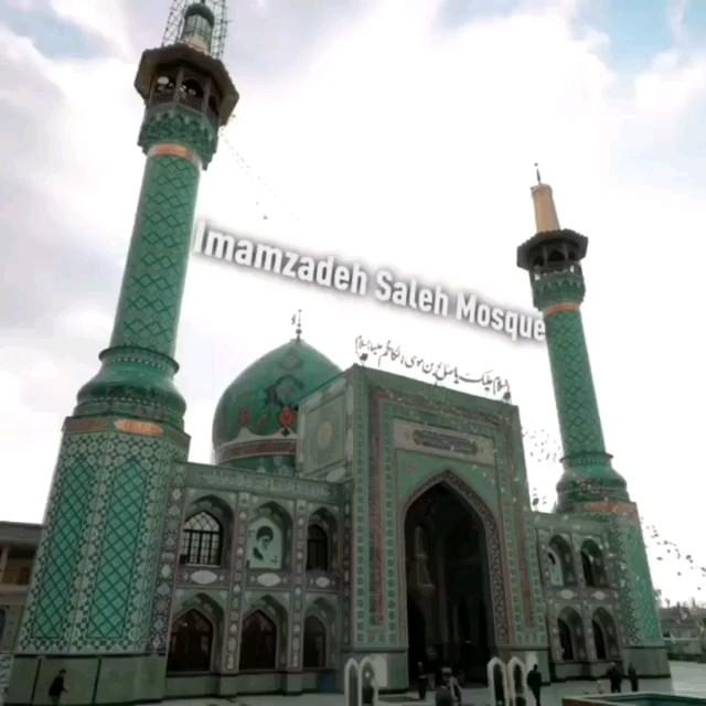 فیلم گردشگری تهران در یک دقیقه