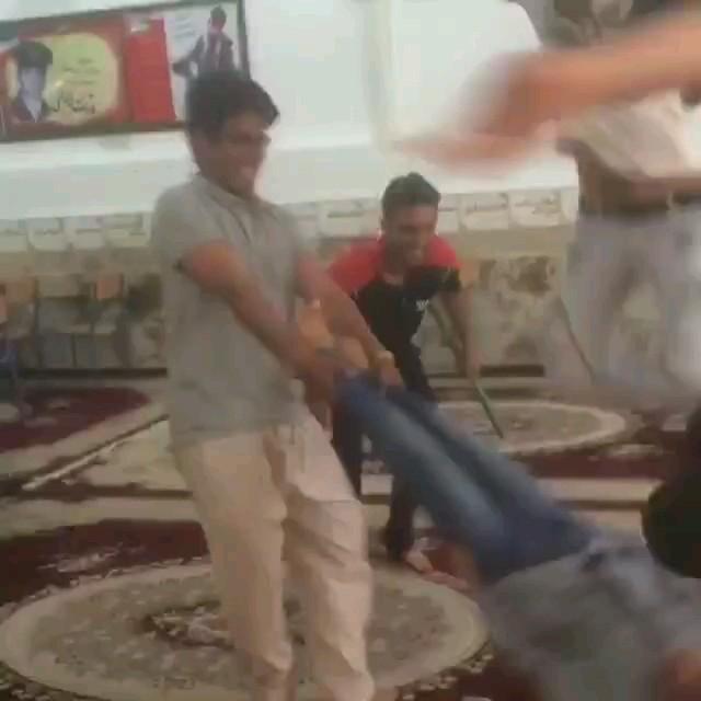 از تفریحات ایرانی ها :)) | خنده دار