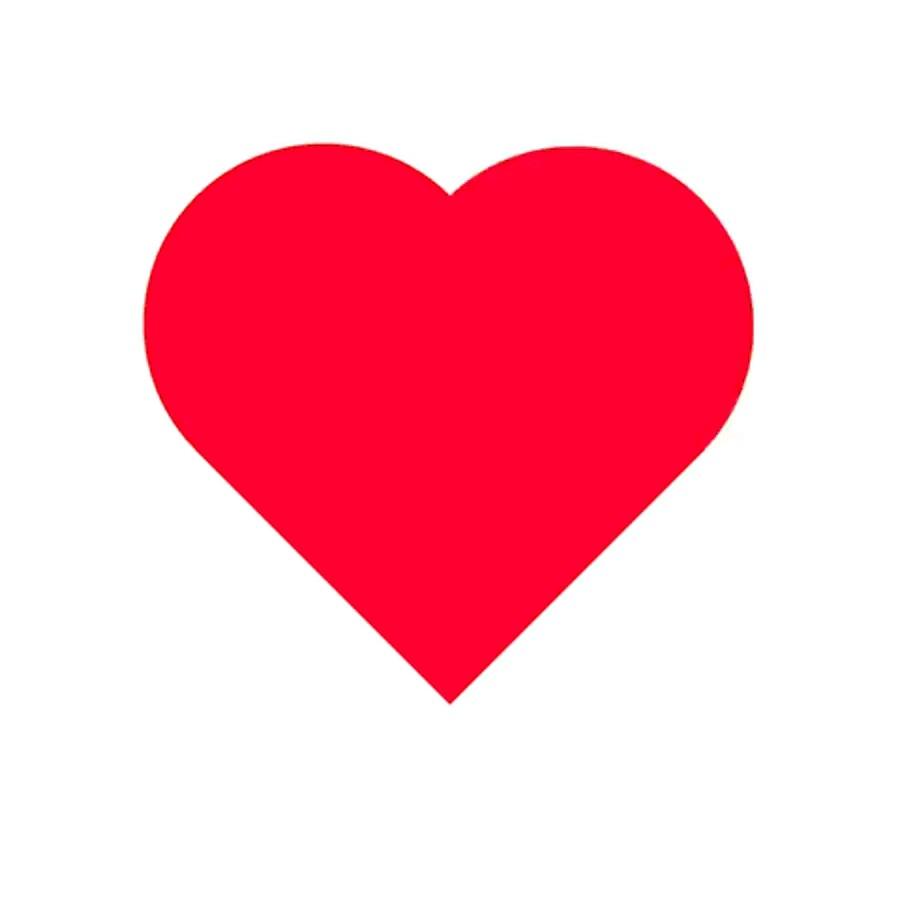 استیکر قلب واتساپ