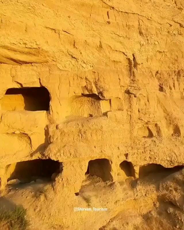 فیلم غارهای هنامه خراسان شمالی