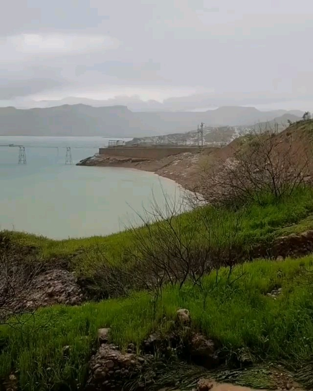 فیلم دریاچه شهیون خوزستان